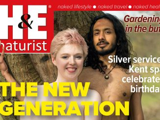 H&E May 2019 naturist nudist magazine health efficiency
