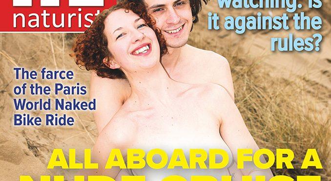 H&E November 2019 naturist nudist magazine health efficiency