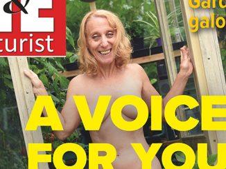 H&E October 2020 naturist nudist magazine health efficiency
