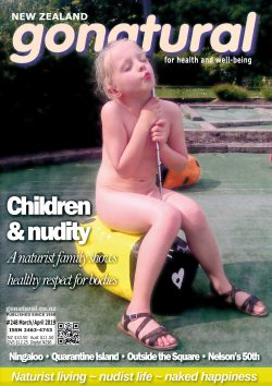 Gonatural 248 The official magazine of the New Zealand naturist federation, published March-April 2019
