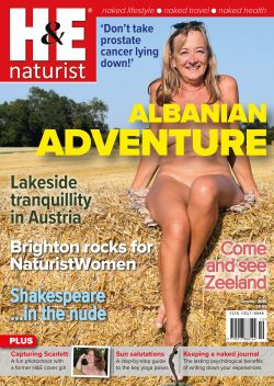 H&E October 2019 naturist nudist magazine health efficiency