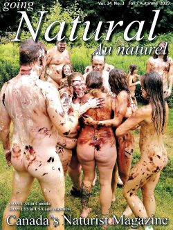 Going-Natural-Fall-2019 Canada naturist magazine FCN