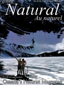 Going Natural Winter 2020 Canada naturist magazine FCN
