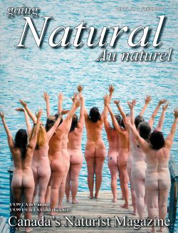 Going Natural Spring 2020 Canada naturist magazine FCN