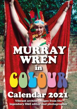 The 2021 Murray Wren naturist calendar
