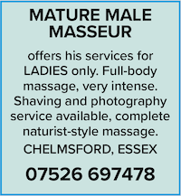 mature male masseur chelmsford essex south england females only shaving bikini line sensual naked nude relaxing photography2