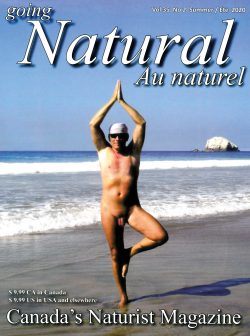 Going Natural Summer 2020 Canada naturist magazine FCN