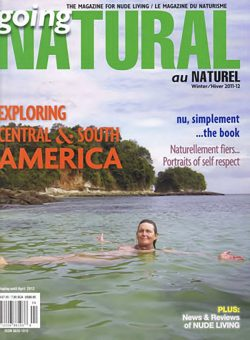 Going Natural Winter 2011 Canada naturist magazine FCN