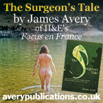 naturist surgeon's tale book fiction writing thriller james avery france