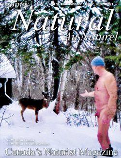 Going Natural Winter 2020-21 Canada naturist magazine FCN