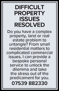 property land problems real estate bespoke services residential commercial issues solutions