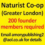 naturist holidays uk british naturism naked nude co operative london